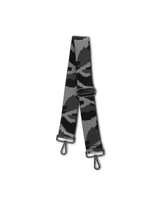 Haute Shore Strap in Grey Camo