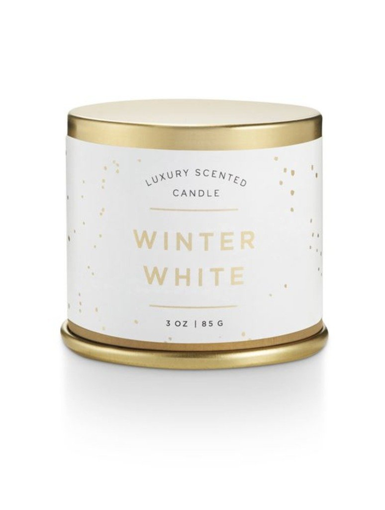 Illume Demi Tin Candle in Winter White