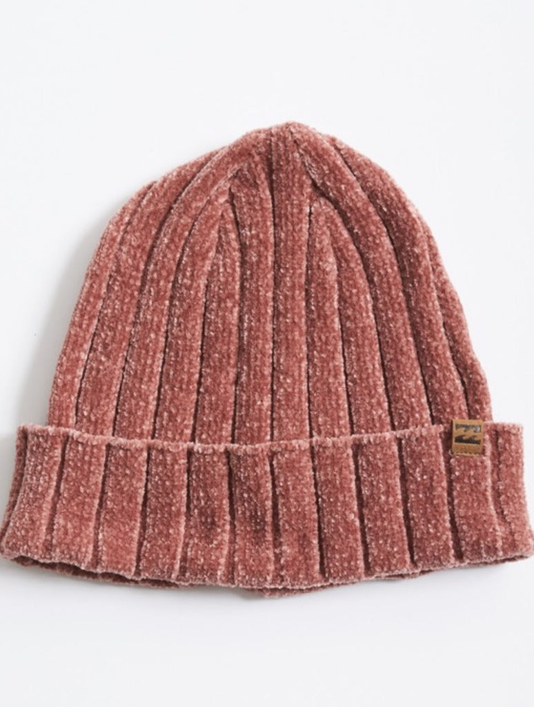 Billabong Warm Up Hat in Pink