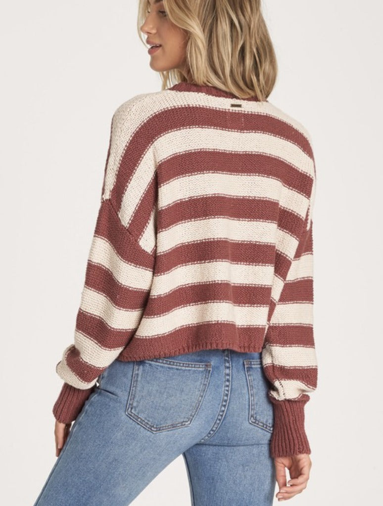 Billabong Til Sunset Sweater in Coco