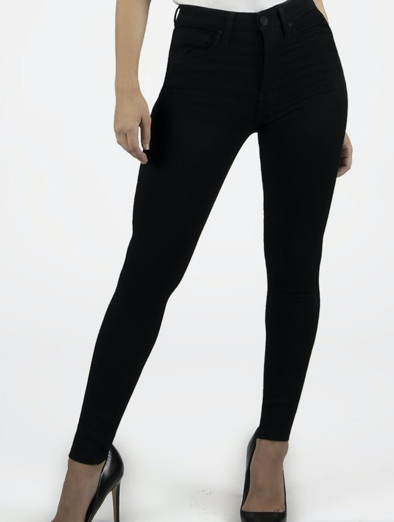 Kut Mia High Waist in Black