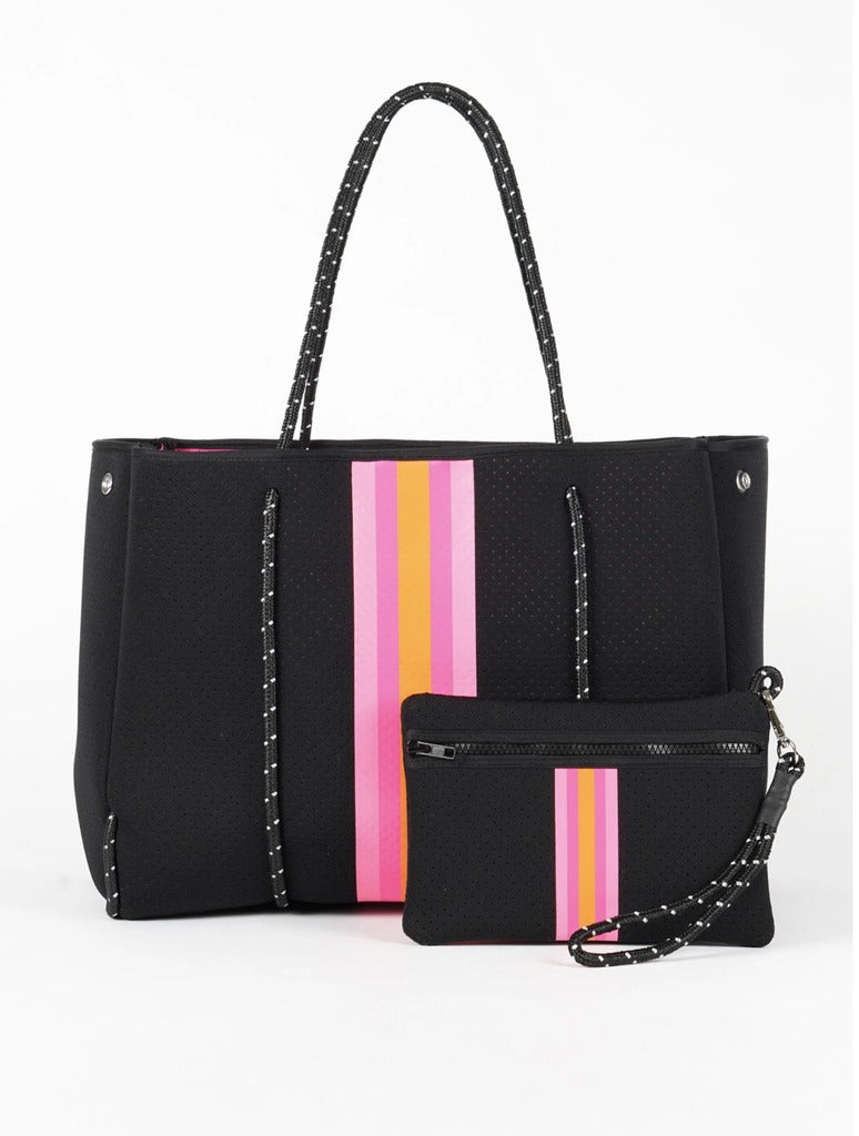Haute Shore Greyson Rave in Black/Pink
