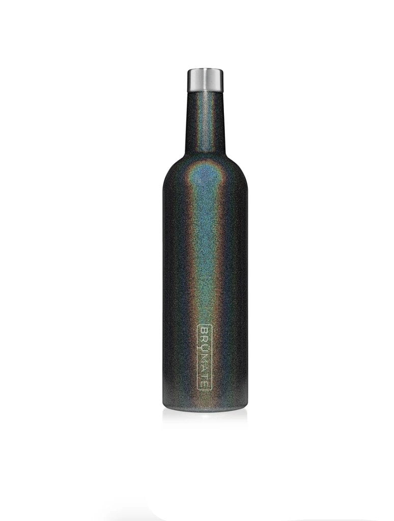 Brumate Winesulator™ 25oz in Glitter Charcoal