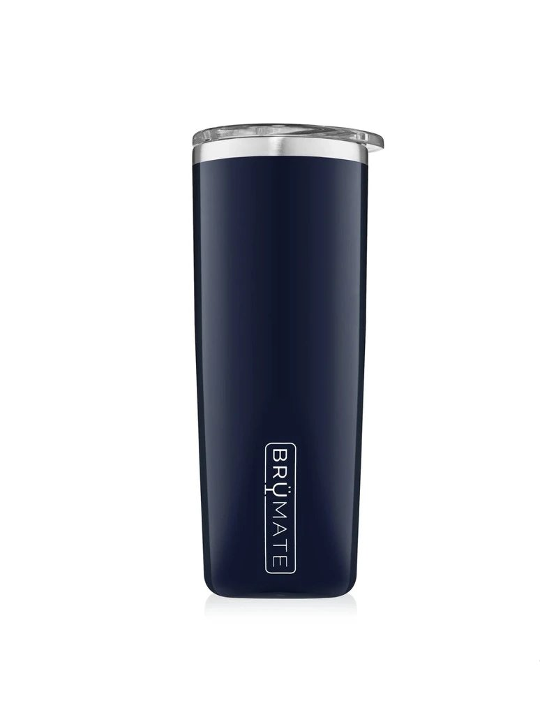 BrüMate Highball 12oz in Navy Blue Gloss
