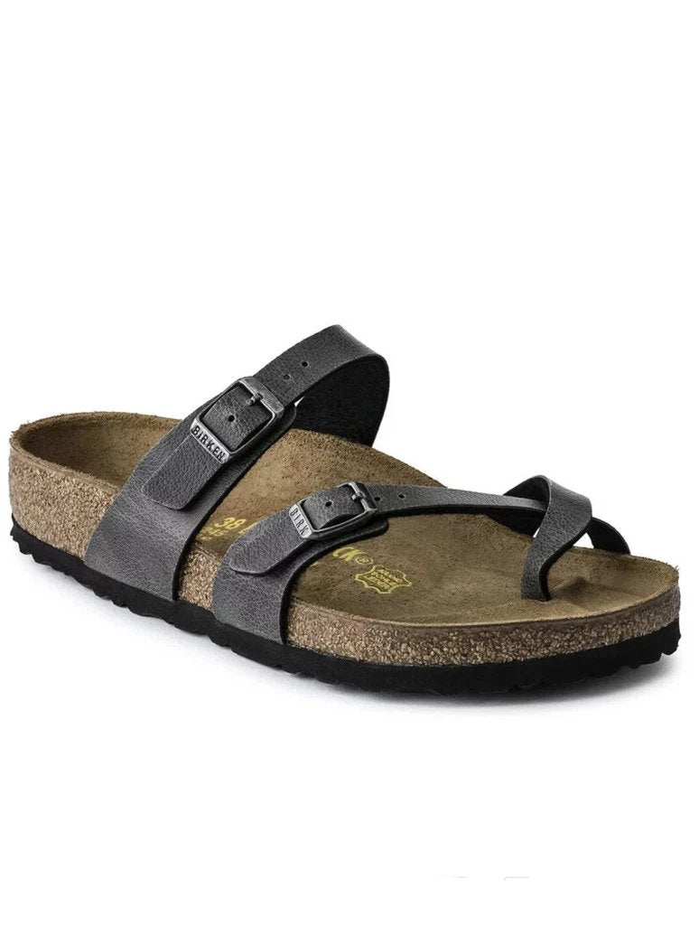 Birkenstock Mayari in Anthracite