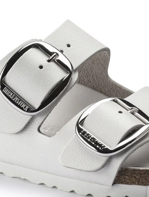 Birkenstock Arizona Big Buckle in White
