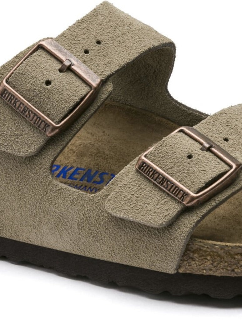 Birkenstock Arizona in Taupe