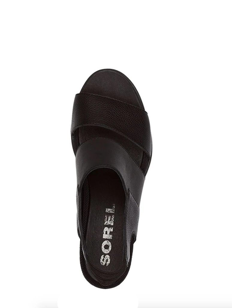 Sorel Joanie II Slingback in Black