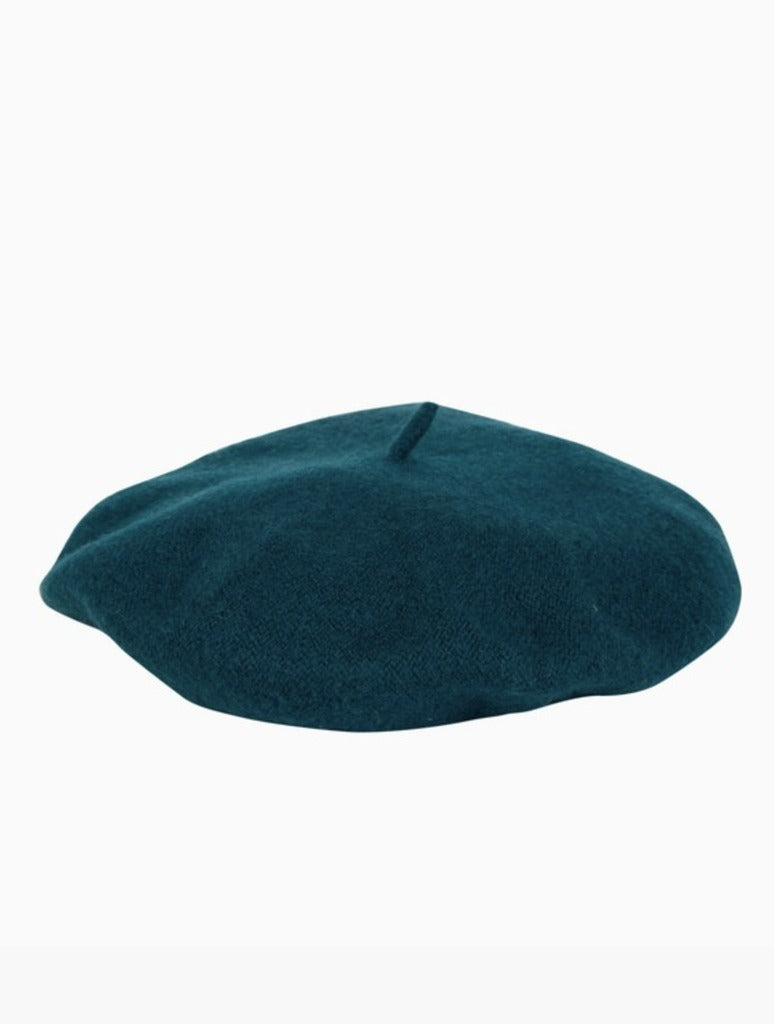 Billabong Bonjour Beret in Deep Jade