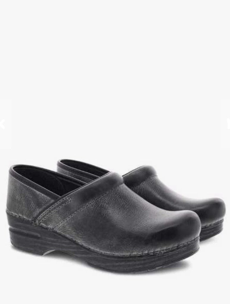 Dansko Professional in Charcoal