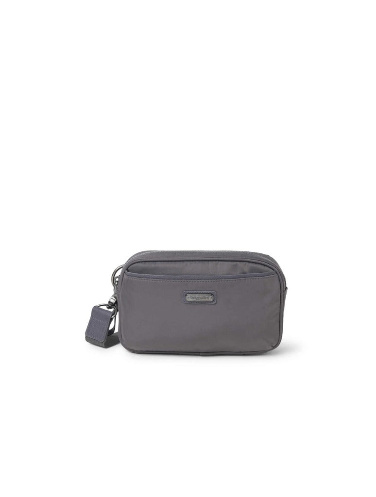 Baggallini Downtown Waistbag in Smoke