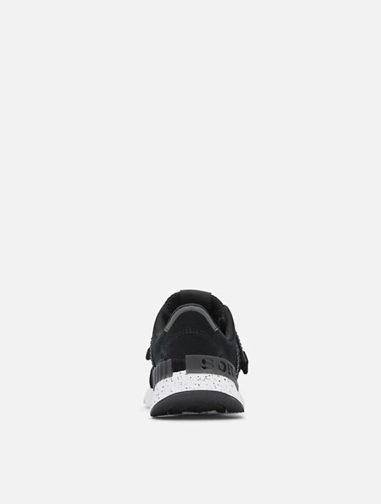 Sorel Kinetic Strap Sneaker in Black