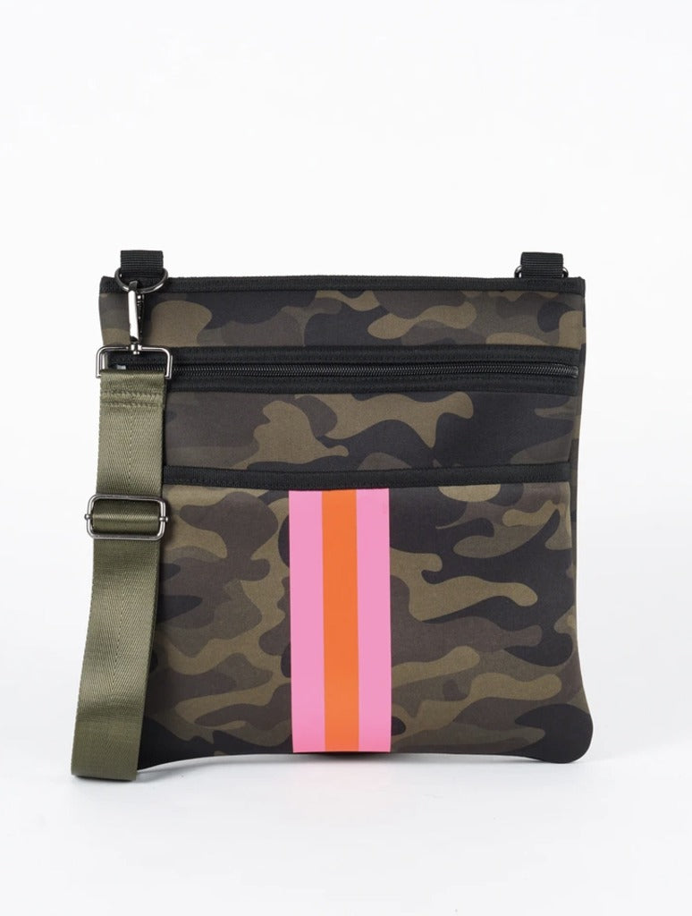 Haute Shore Peyton Thrill in Camo/Pink & Orange