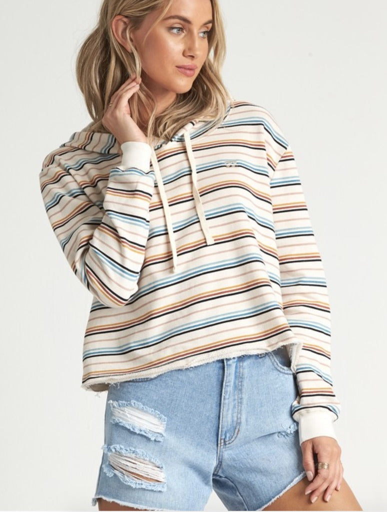 Billabong Soul Babe Hoodie in Multi