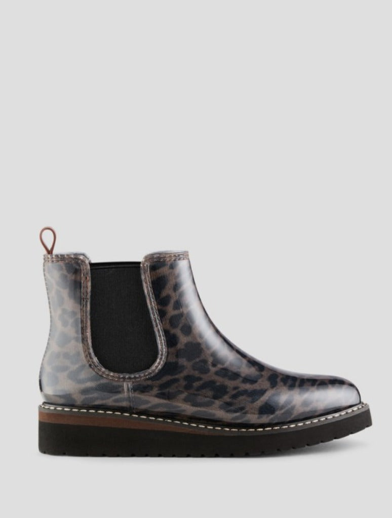 Cougar Kensington Chelsea Boot in Leopard