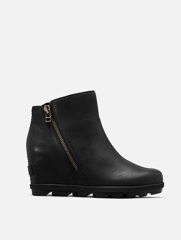 Sorel Slimpack II Lace Boot in Black/kettle
