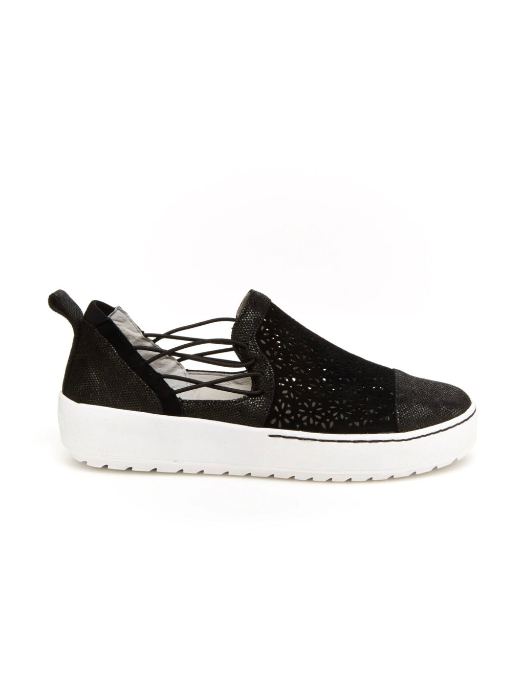Jambu Erin Slip On in Black