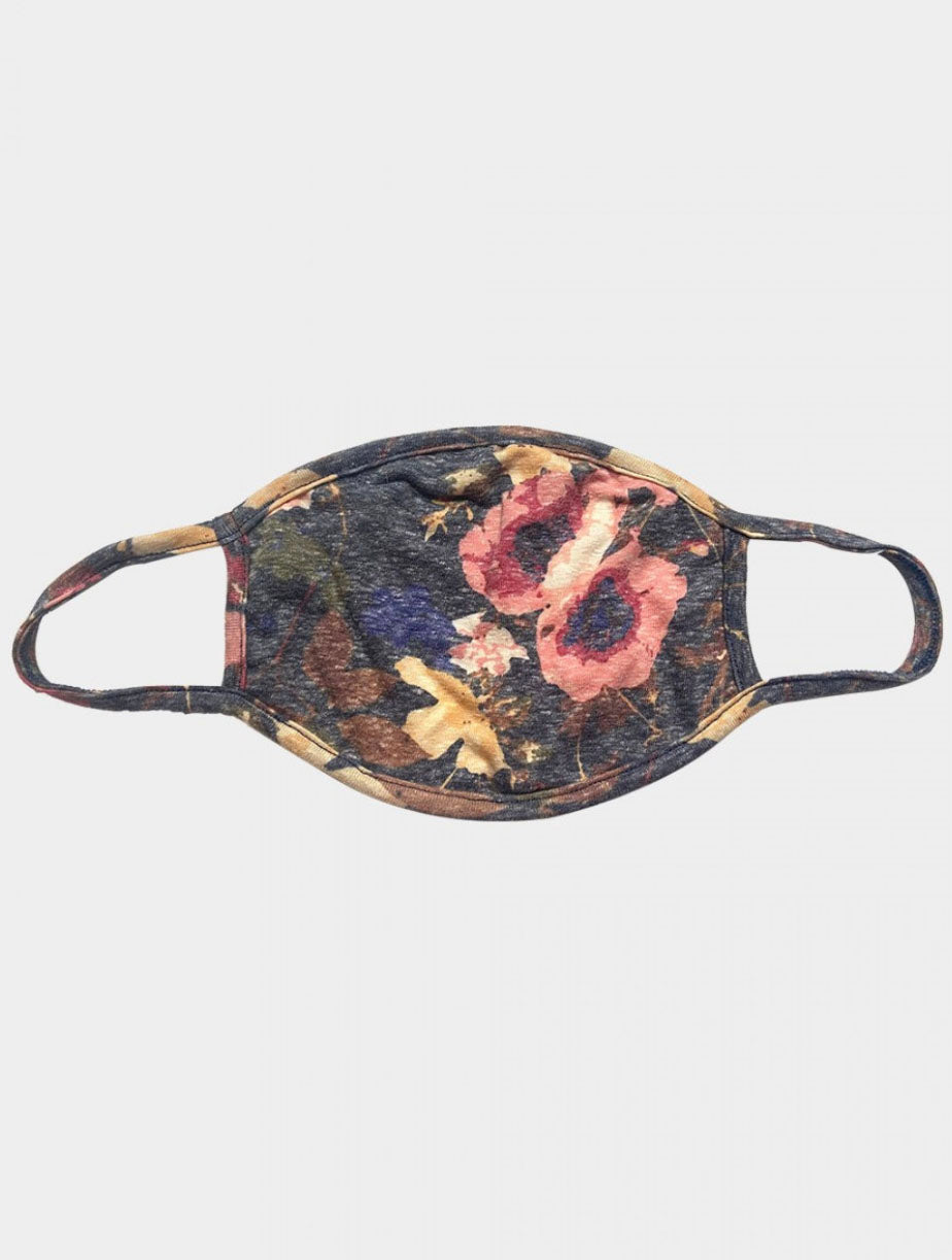 Coin 1804 Jersey Mask in Floral