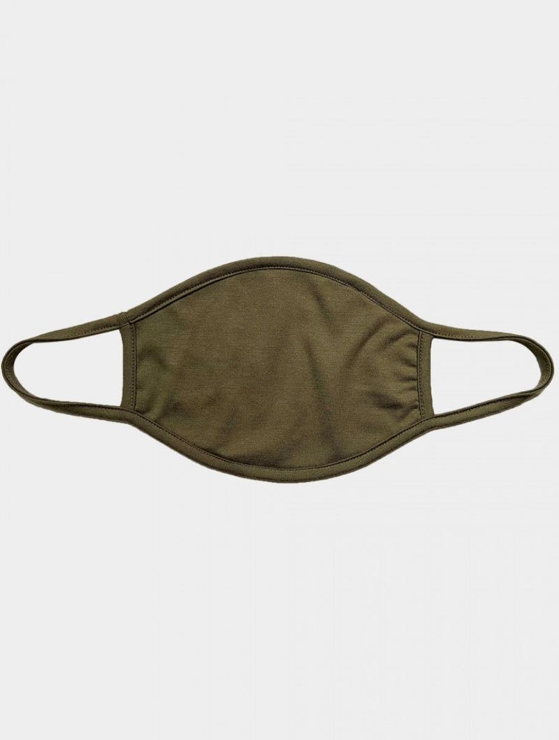 Coin 1804 Cotton Mask in Army