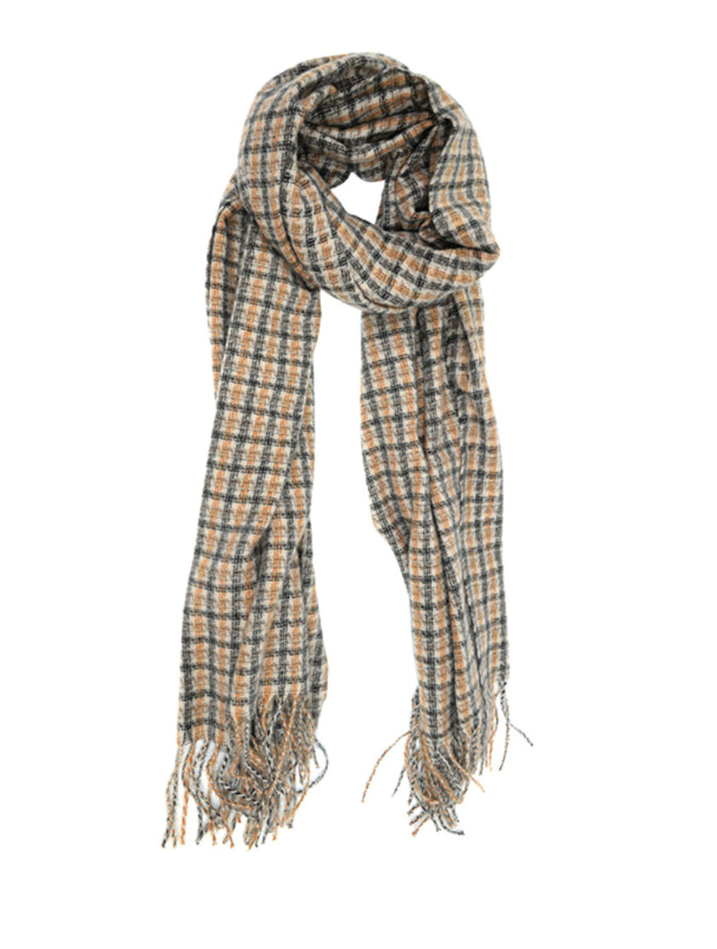 Joy Susan Tattersall Scarf in Black