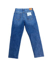 Level 99 Daphne Straight Jeans in Ocean Front