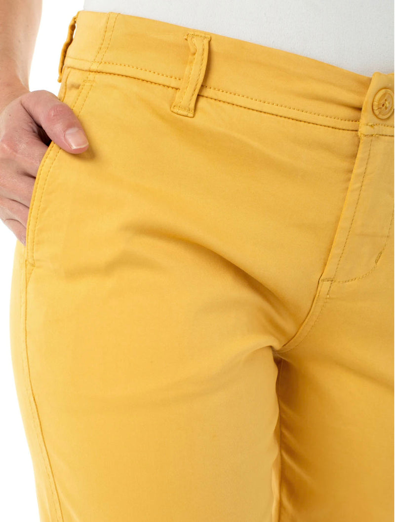 Liverpool Buddy Trouser in Golden Yellow