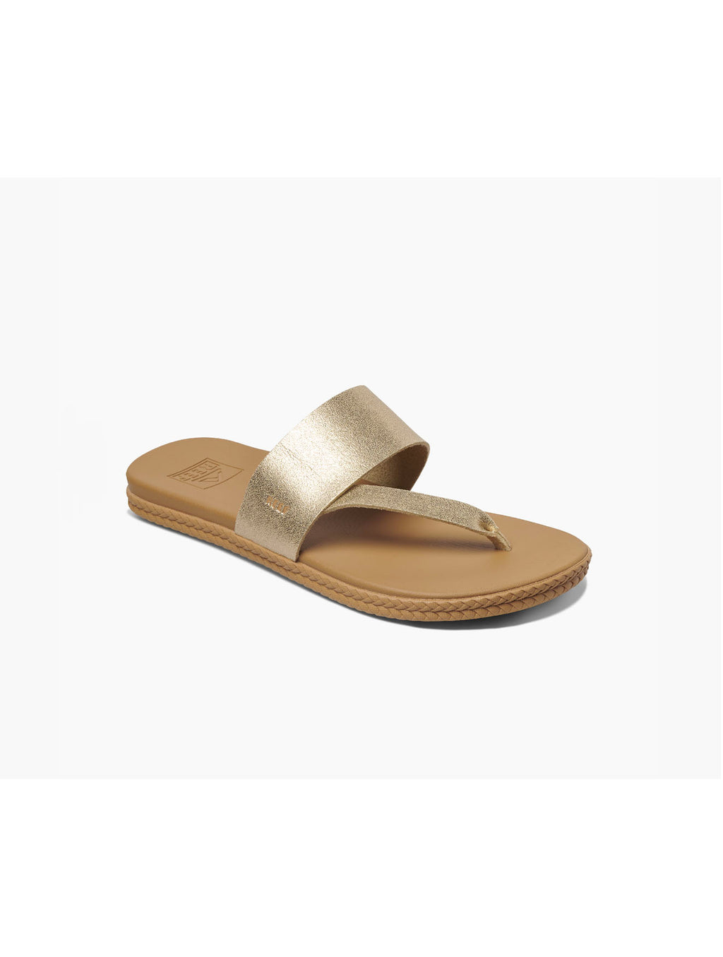Reef Cushion Bounce Sole Sandal in Champagne