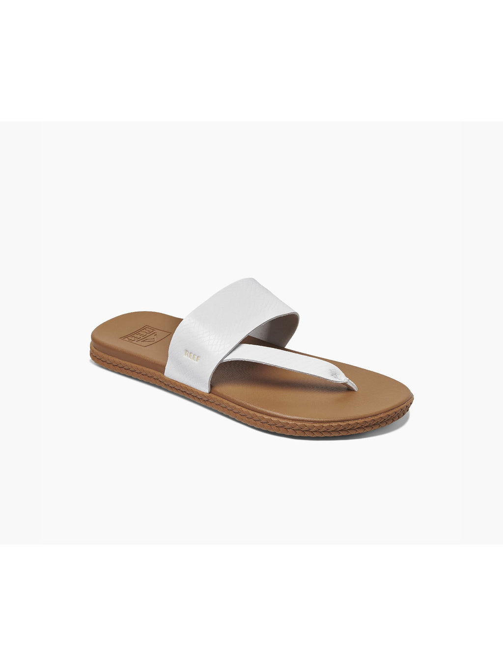 Reef Cushion Bounce Sole Sandal in White