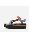 Teva Flatform Sandal in Limited Multi
