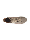 Comfortiva Lupine Hi-Top Sneaker in Taupe