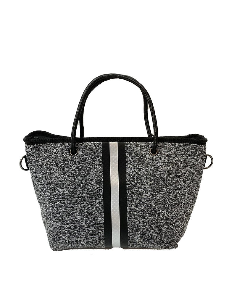 Haute Shore Ryan Metro Mini Tote in Charcoal