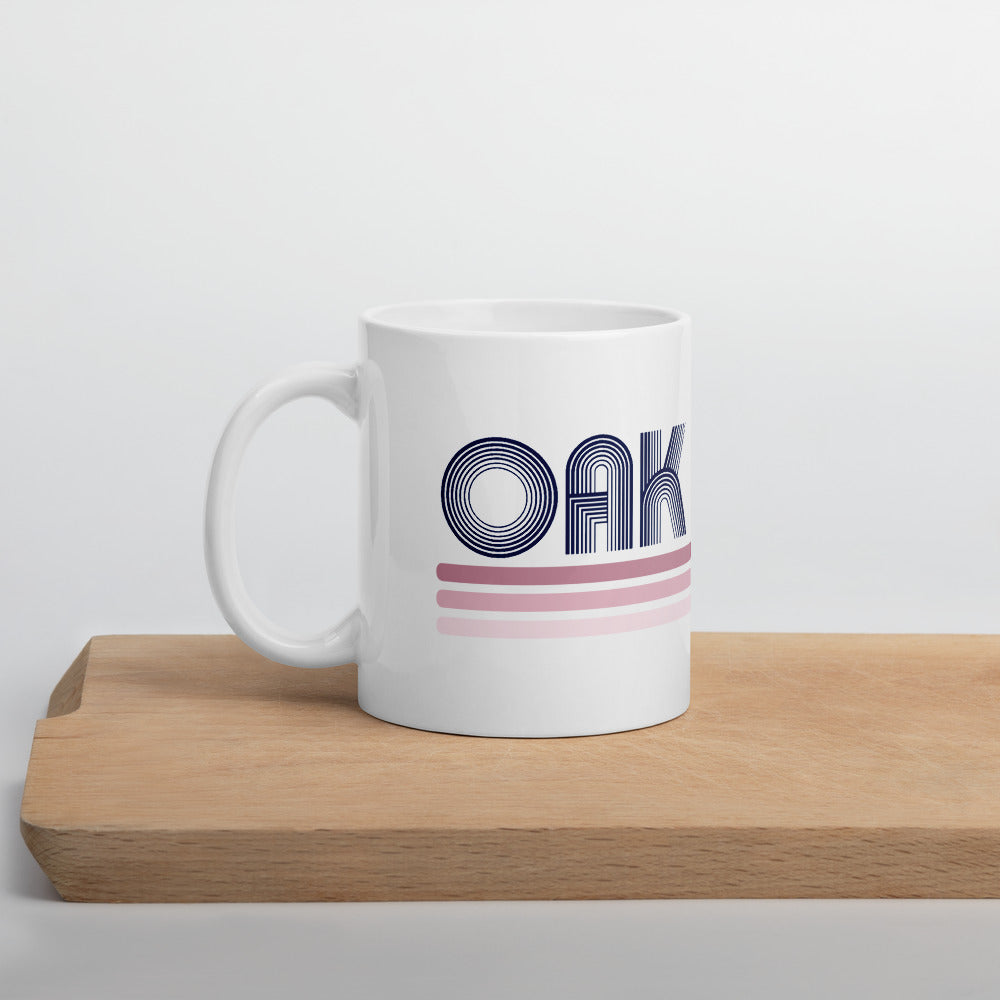 Oak Park Coffee Mug by JAYNE