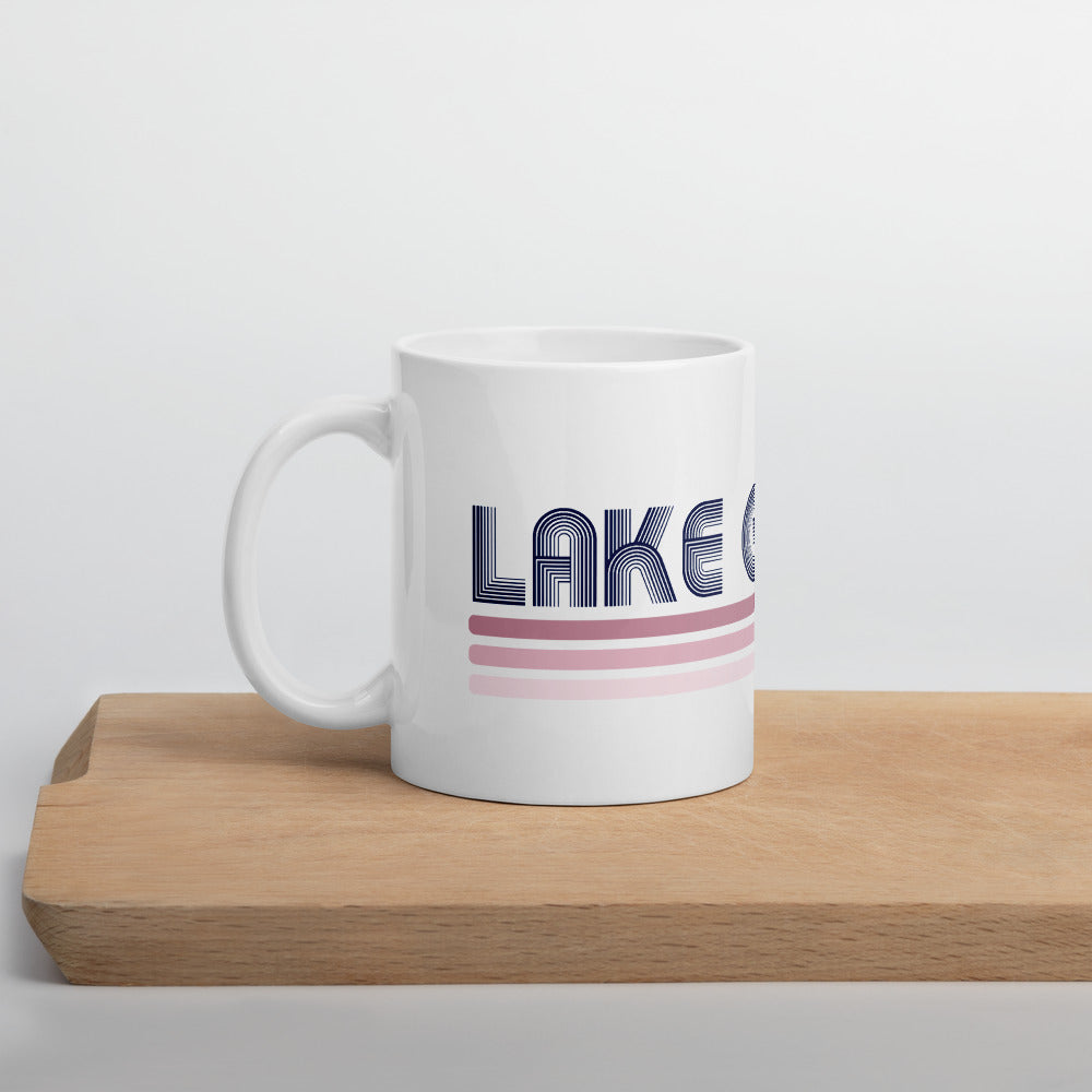 Lake Geneva Coffee Mug by JAYNE