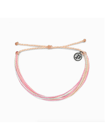Pura Vida Watermelon Bracelet in Pink