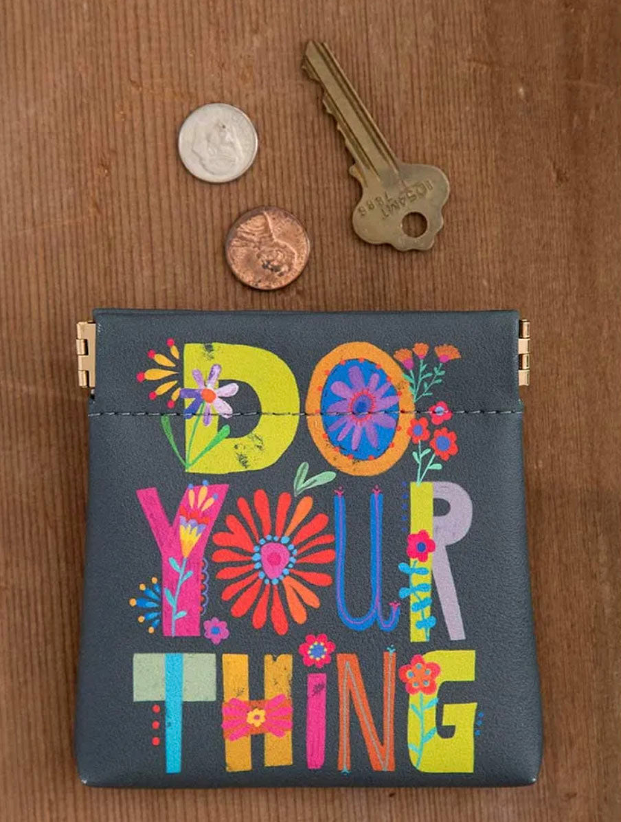 Natural Life 'Do Your Thing' Pinch Pouch
