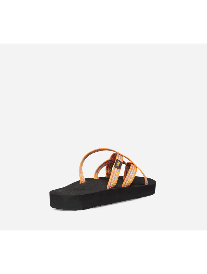 Teva Olowahu Flip Flop in Sunflower