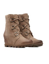 Sorel Joan of Arctic Wedge II Boot in Ash Brown