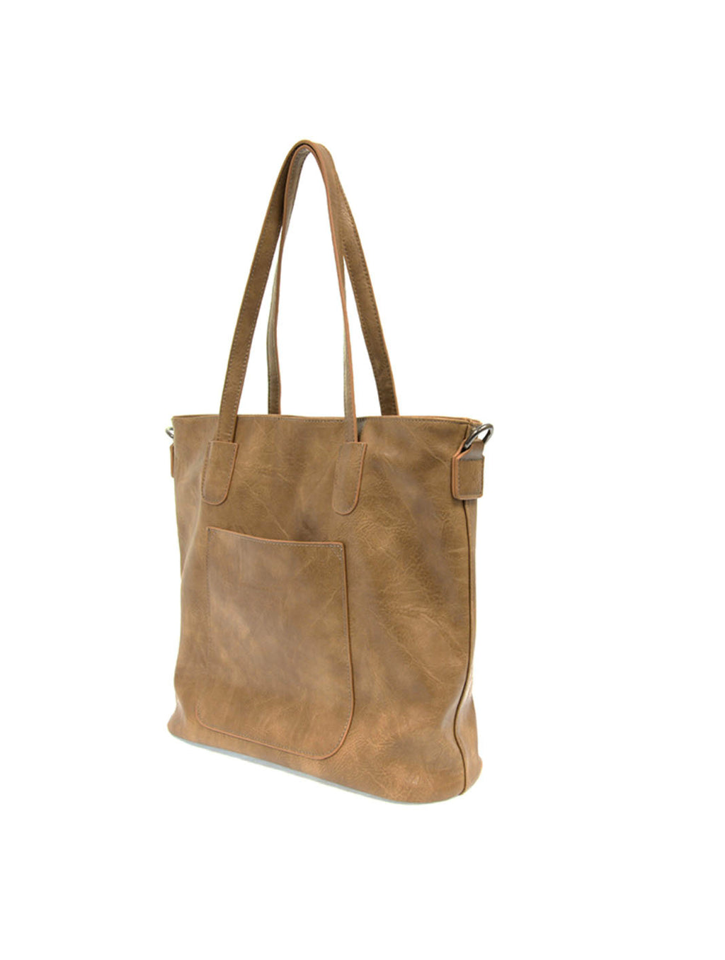 Joy Susan Terri Traveler Tote in Caramel