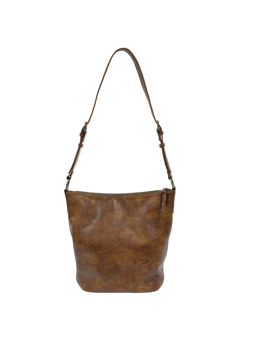 Joy Susan Nori Bucket Bag in Pecan