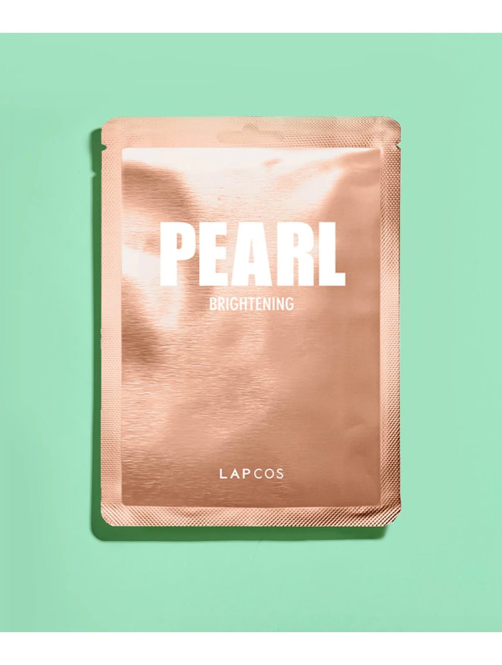 LAPCOS Pearl Sheet Mask