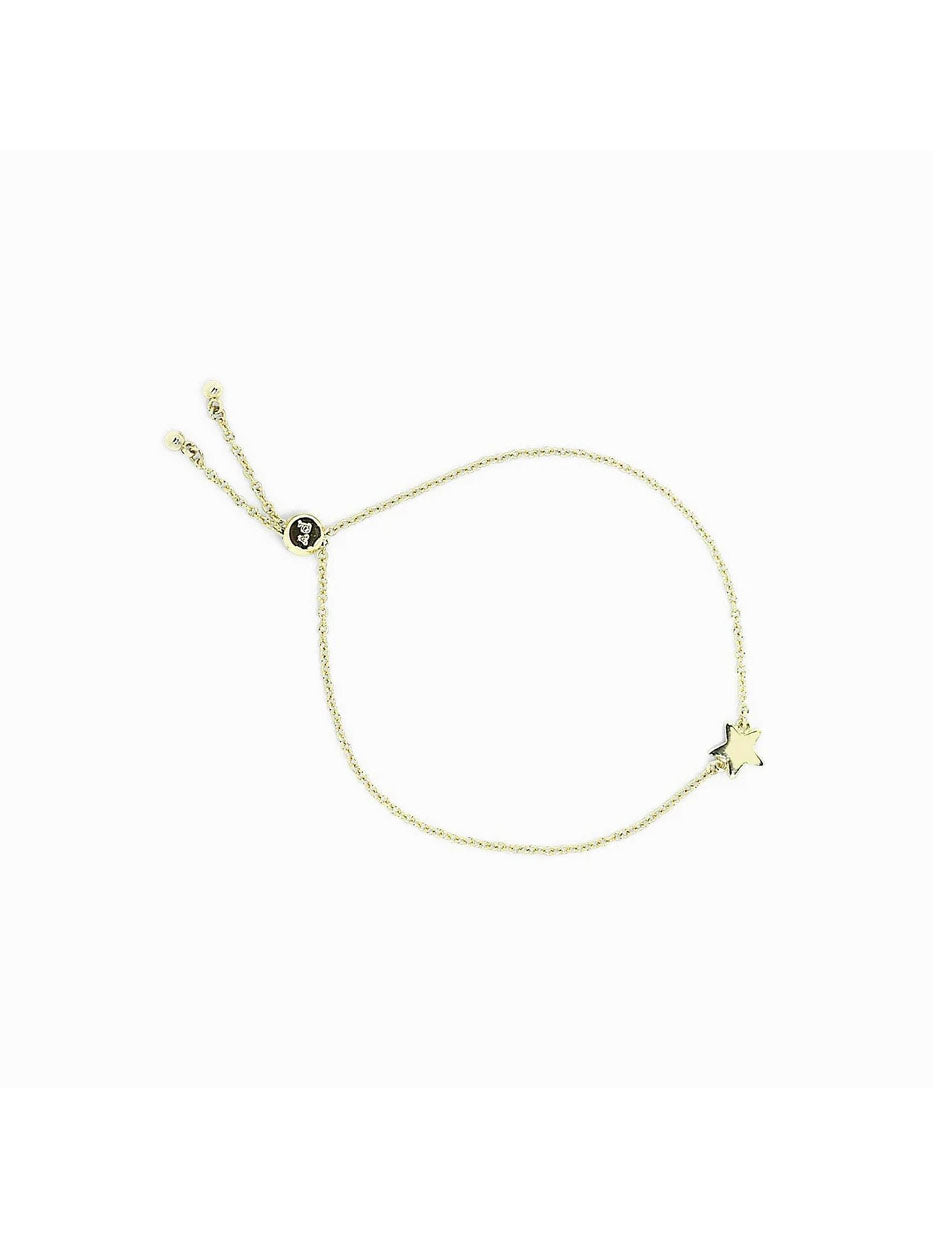 Pura Vida Star Chain Bracelet in Gold