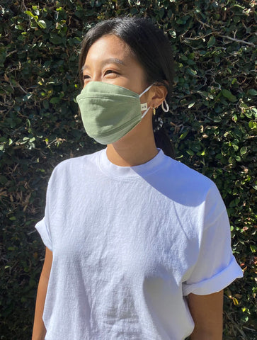 Coin 1804 Cotton Face Mask in Python