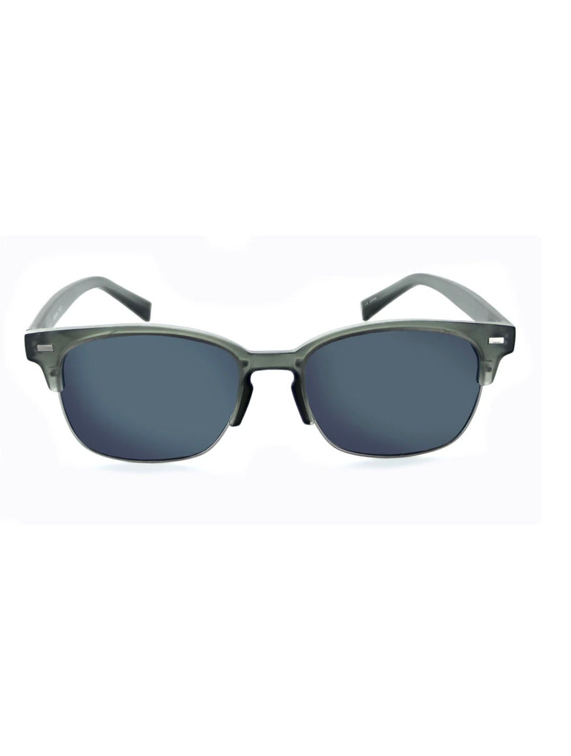 ONE Sanibel Sunglasses in Matte Crystal Grey