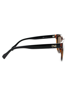 ONE Hotplate Sunglasses in Honey/Black