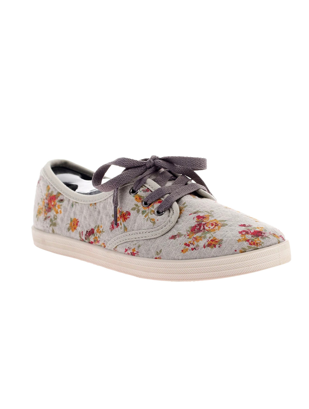 Dimmi Improve Sneaker in Grey Floral