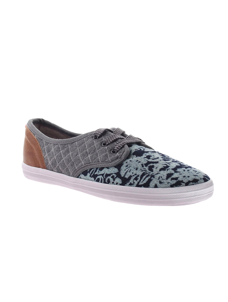 Dimmi Improve Sneakers in Grey Blue