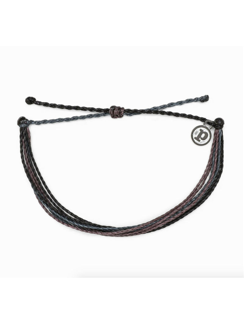 Pura Vida Original Bracelet in Grey