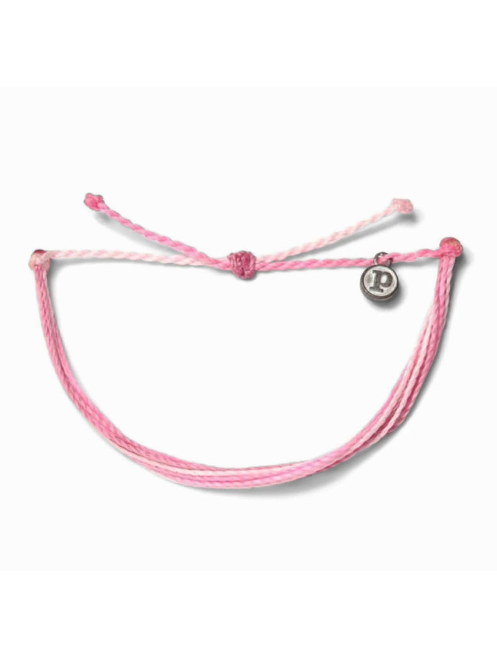 Pure Vida Original Bracelet in Boarding For Breast Cancer
