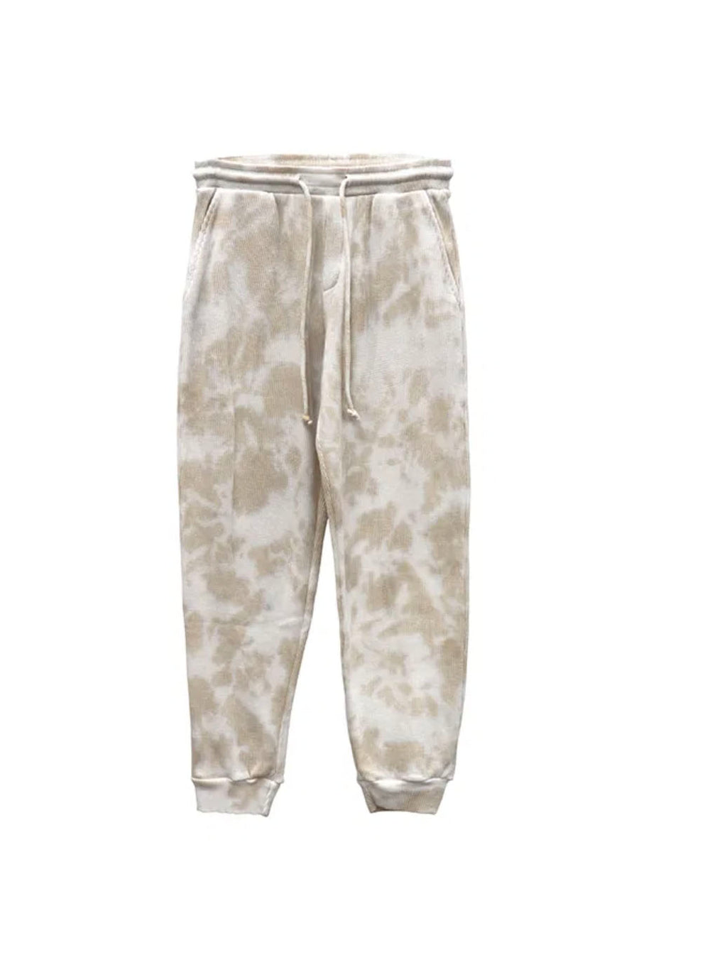 RD Style Waffle Joggers in Fatigue