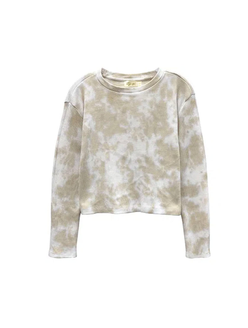 RD Style Waffle Top in Fatigue